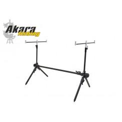 Подставка алюминиевая AKARA Easy Carp для удочек система карповая
